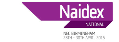 Naidex Exhibition logo