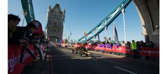 brdige london marathon wheelchair disabled