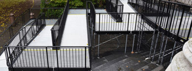 disabled access ramps building regulations