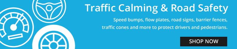 speed bump height regulations uk