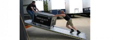 ramp flight case