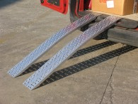 New Non Folding Lightweight Loading Ramp