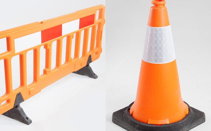 Who Invented The Automobile >> Traffic Cones & Barrier Fences | The Ramp People Blog