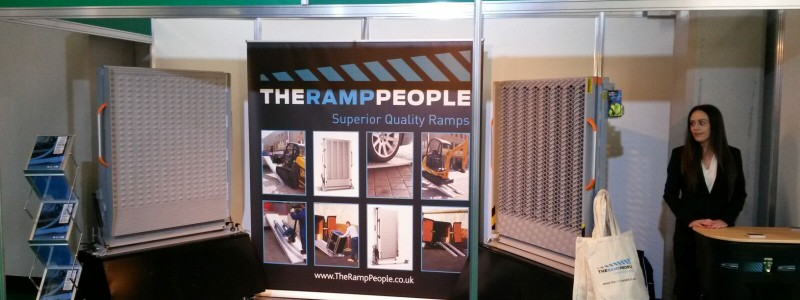 The Ramp People @ Commercial Vehicle Show
