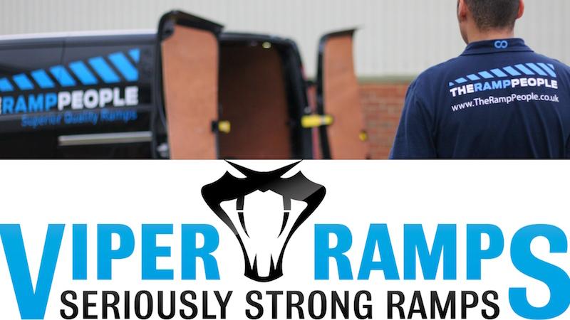 Economy and Premium Viper Economy Van Ramps