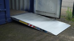 Pallet Truck Container Ramp