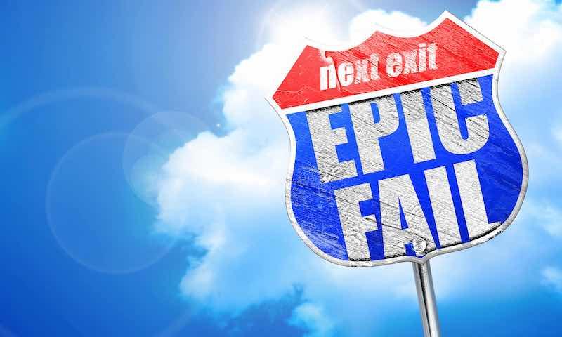 Epic Ramp Fails
