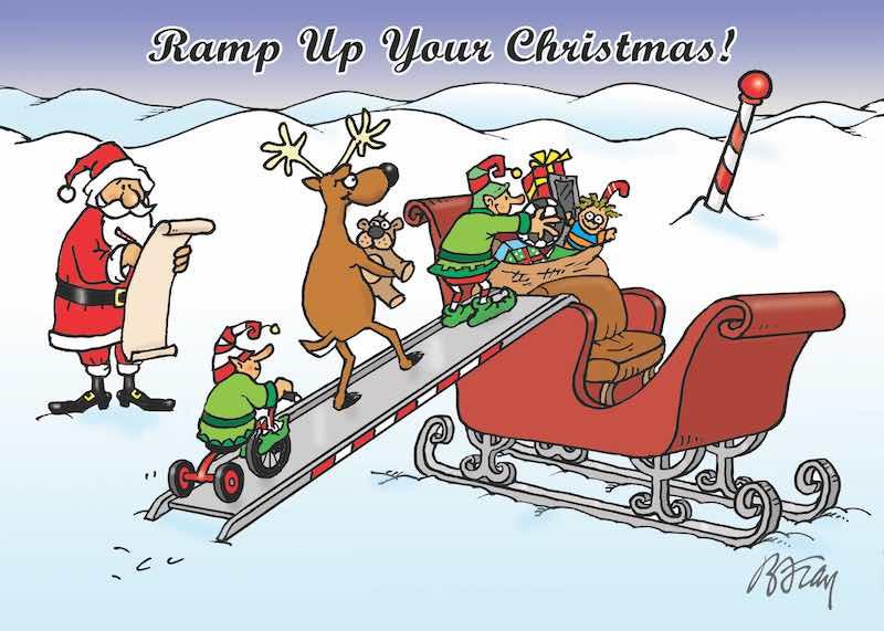 Merry Christmas I The Ramp People