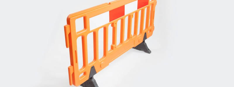 The Ramp People safety barrier