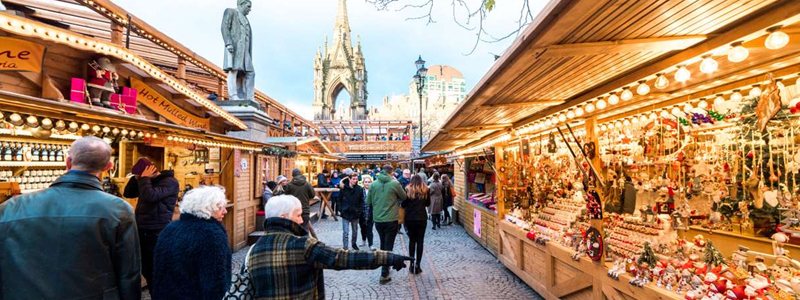 Macnhester Christmas markets 2019 accessible christmas markets