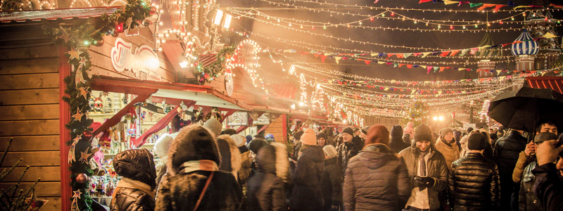 Wheelchair accessible Christmas markets in the UK