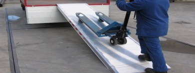 Heavy Duty Truck Ramps