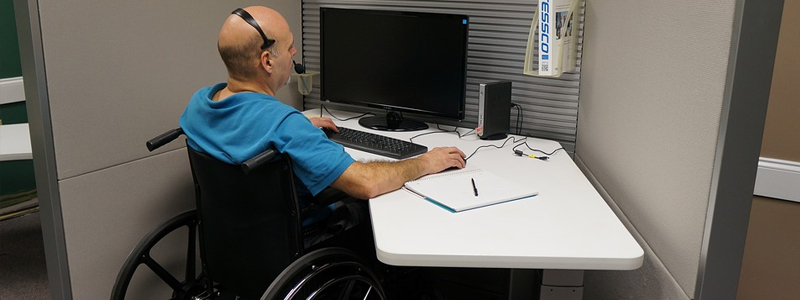 Accessibility isn't just about physical access. A disability friendly workplace needs the work itself to be accessible.