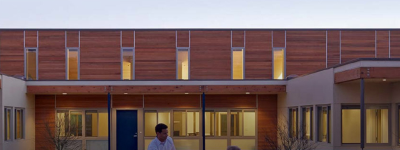 Sweetwater Spectrum is a housing project in California that has tackled the problem of autism-friendly design, an area of disability often ignored in even accessible buildings