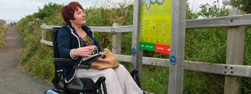 Get out and about with accessible UK tourist attractions this summer