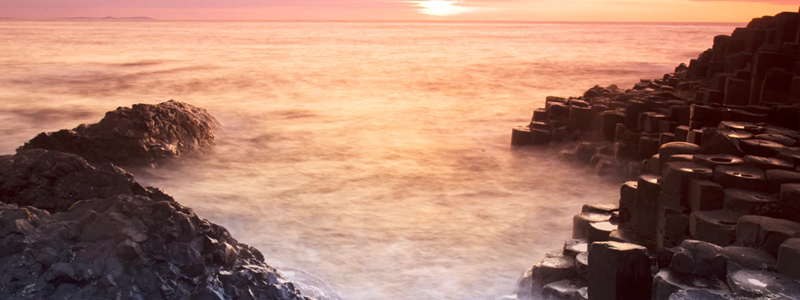 The Giant's Causeway isn't the most accessible attraction but they have tried hard to make it accessible where possible and is well worth the extra effort