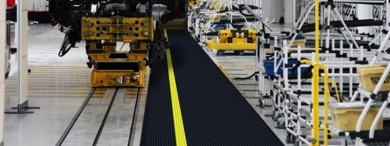 New NoTrax anti-fatigue mats