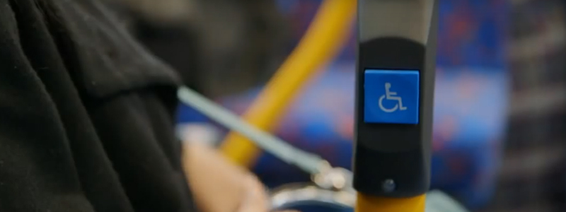 Check with your local council to see if you get extra help on bus or coaches for wheelchairs