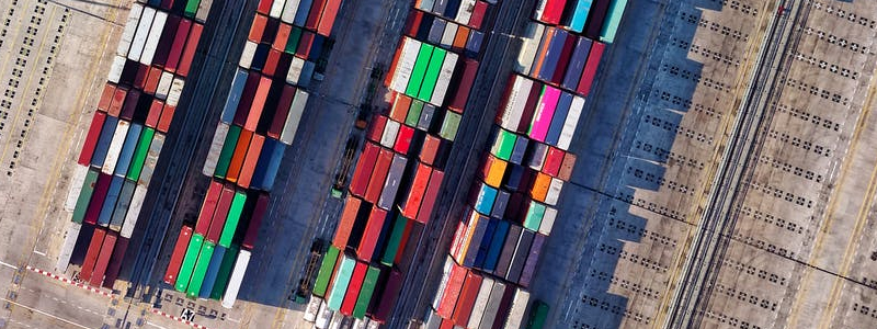 Containers from above