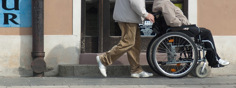 Make sure the entrance of your business is accessible