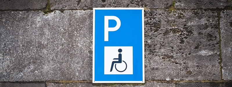 If you have parking make a disabled parking spot