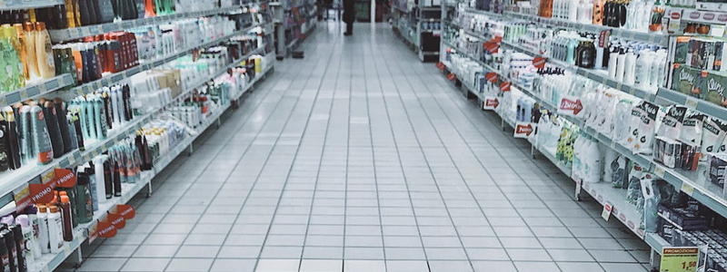 Keep aisles clear of obstructions for a business accessible focus