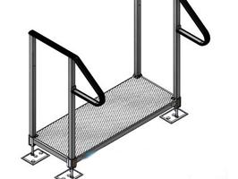 single modular step kits