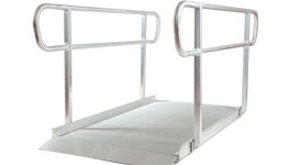 handrails for ramps for disabled