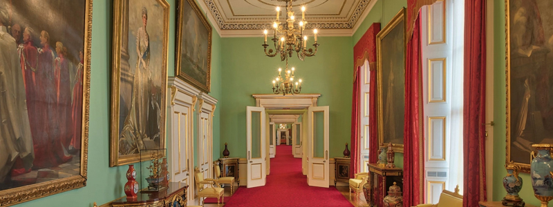 buckingham palace is accessible for wheelchair users