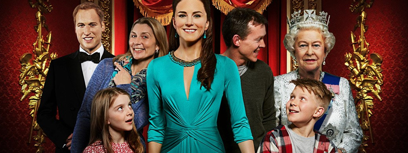 madame tussauds is accessible for disabled people in london