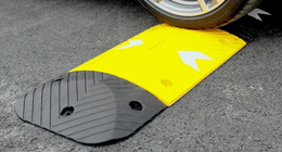 50mm high speed bumps