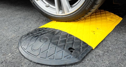 60mm high speed bumps