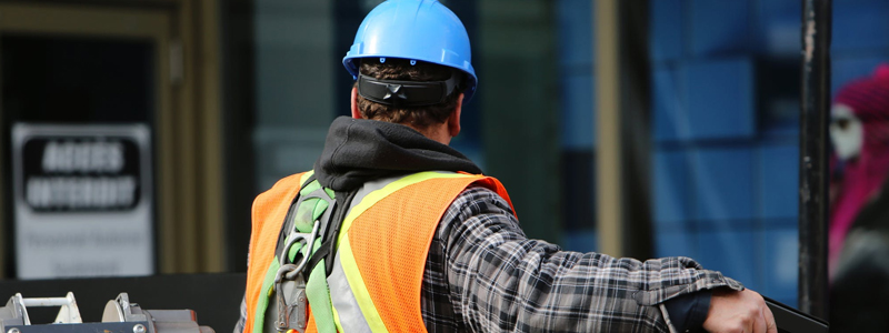 Hard hats are good personal protective equipment