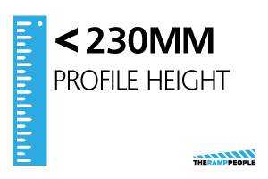 Profile Height up to 230mm