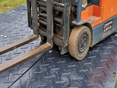Heavy Duty Ground Protection Mats