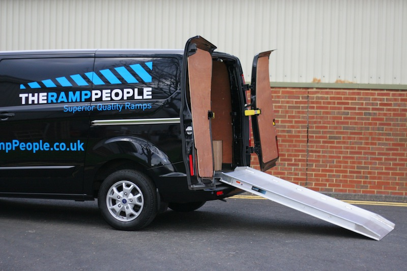 Truck Van And Heavy Duty Folding Ramps The Ramp People