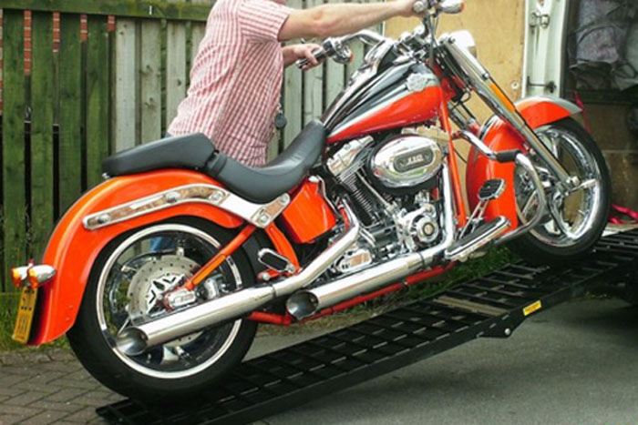 Motorcycle Ramps & Folding Ramps