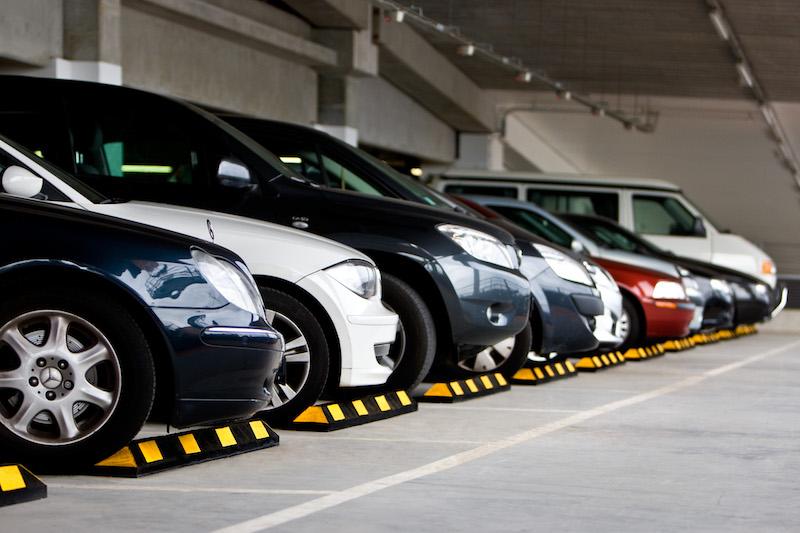 Wheel Stops & Parking Blocks