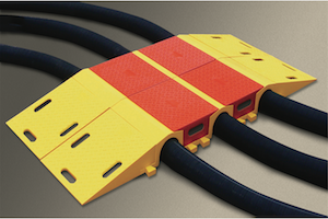 Checkers Diamondback ® Hose Bridge System