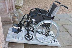 Non-Folding Wheelchair Ramps