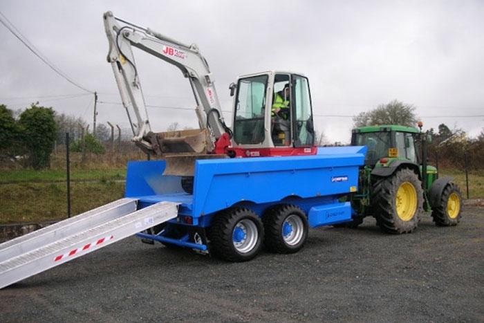 TRP Heavy Duty Vehicle Ramps