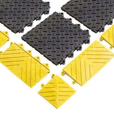 Diamond Flex Lok anti-fatigue mat pieces