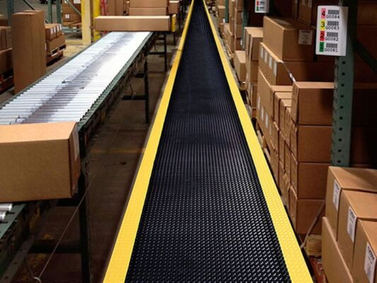 Cushion Trax anti-fatigue matting