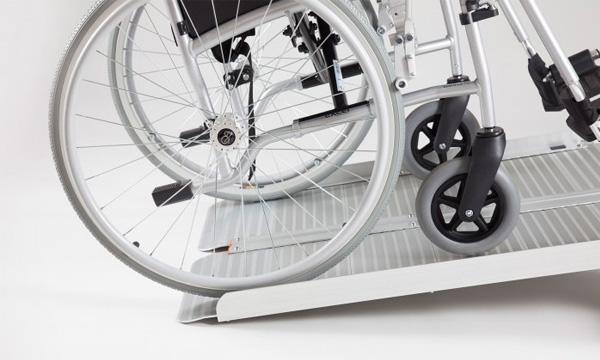 Economy Wheelchair Ramp
